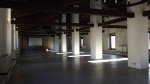 Salone ricevimenti Museo Fisogni